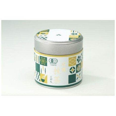 Organiczna Herbata Japońska Matcha 30g
