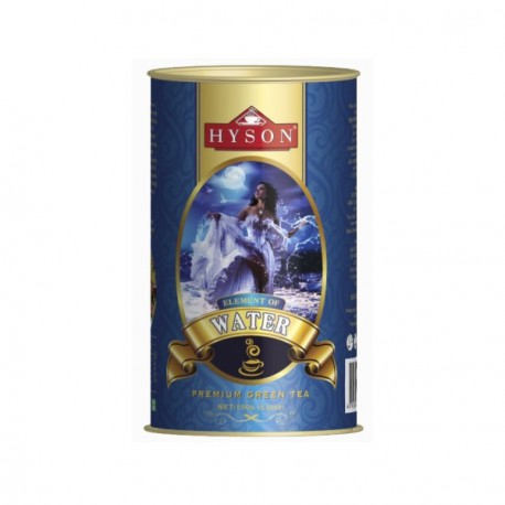 Herbata zielona 4 Żywioły - Woda 100g HYSON