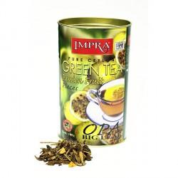 Herbata zielona z Marakują 100g IMPRA