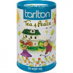 Herbata czarna Tea4Peace Earl Grey 100g TARLTON