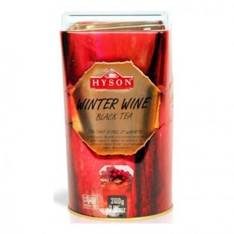 Herbata czarna Winter Wine 200g HYSON