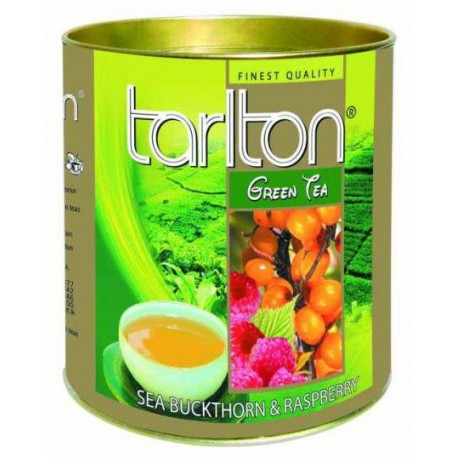 Herbata zielona GP1 Malina&Rokitnik 100g TARLTON