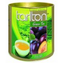 Herbata zielona GP1 Śliwka 100g TARLTON