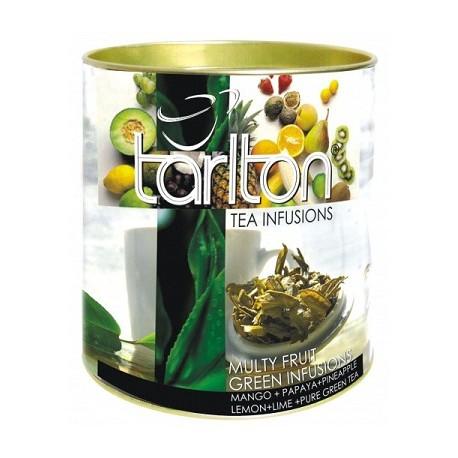 Herbata zielona GP1 Multifruit 100g TARLTON