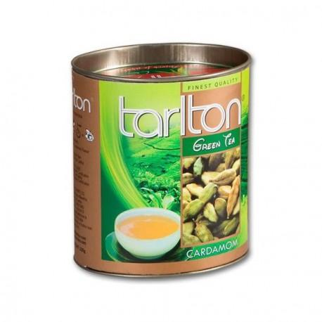 Herbata zielona GP1 Kardamon 100g TARLTON